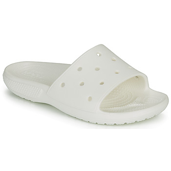 Skor Flipflops Crocs CLASSIC CROCS SLIDE Vit
