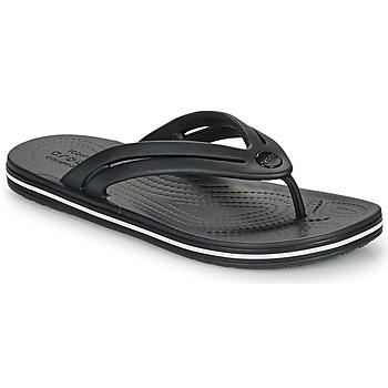 Skor Dam Flip-flops Crocs CROCBAND FLIP W Svart