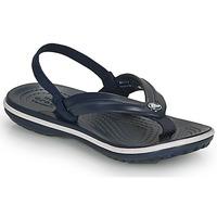 Skor Barn Flip-flops Crocs CROCBAND STRAP FLIP K Marin