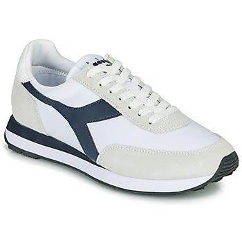 Skor Sneakers Diadora KOALA Vit / Blå