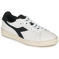 Skor Sneakers Diadora GAME L LOW USED Vit / Svart