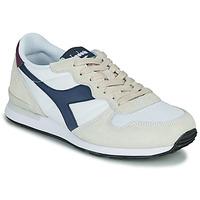 Skor Sneakers Diadora CAMARO Beige / Blå