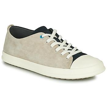 Skor Herr Sneakers Camper TWINS Grå / Ljus / Blå