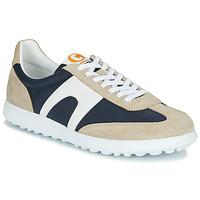 Skor Herr Sneakers Camper PELOTAS XL Beige / Marin