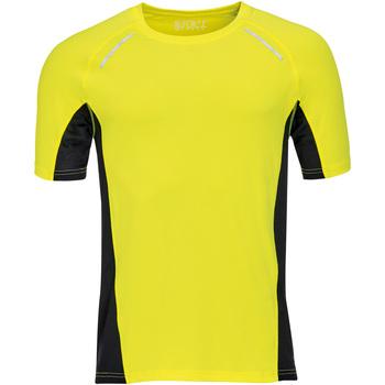 textil Herr T-shirts Sols SYDNEY MEN SPORT Amarillo