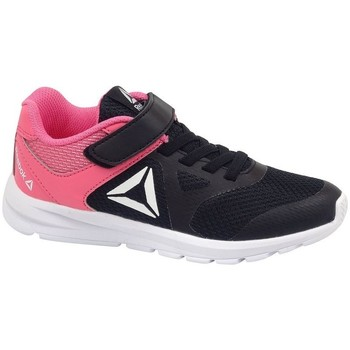 Skor Barn Sneakers Reebok Sport Rush Runner Svarta, Rosa