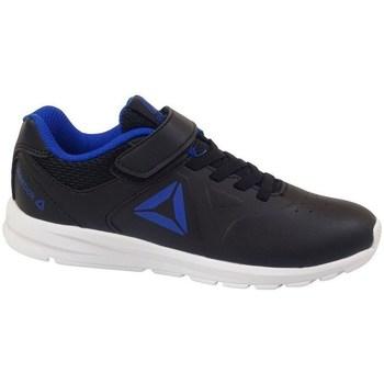 Skor Barn Sneakers Reebok Sport Rush Runner Svarta, Blå