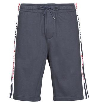 textil Herr Shorts / Bermudas Tommy Jeans TJM BRANDED TAPE SHORT Marin
