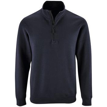 textil Herr Sweatshirts Sols STAN CASUAL MEN Azul