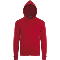 textil Dam Sweatshirts Sols STONE WOMEN SPORT Rojo