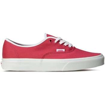 Skor Sneakers Vans Authentic Pop Vit,Rosa