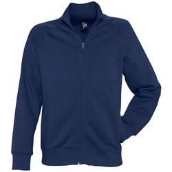 textil Herr Sweatshirts Sols SUNDAE MEN SPORT Azul