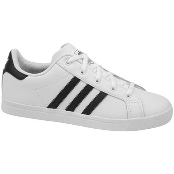 Skor Barn Snörskor & Lågskor adidas Originals Coast Star C Vit,Svarta