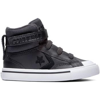 Skor Barn Höga sneakers Converse Pro blaze strap martian hi Svart