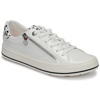 Skor Dam Sneakers S.Oliver NASTOUKI Vit