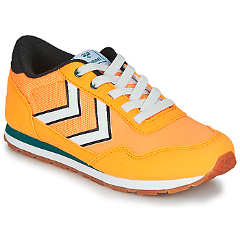 Skor Barn Sneakers Hummel REFLEX JR Gul