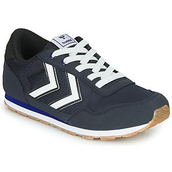 Skor Barn Sneakers Hummel REFLEX JR Blå