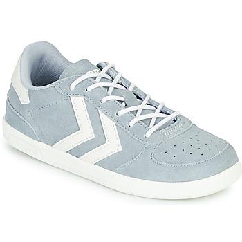 Skor Barn Sneakers Hummel VICTORY JR Grå