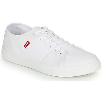 Skor Herr Sneakers Levi's PILLSBURY Vit