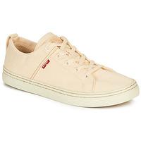 Skor Herr Sneakers Levi's SHERWOOD LOW Beige