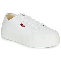 Skor Dam Sneakers Levi's TIJUANA Vit