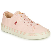 Skor Dam Sneakers Levi's SHERWOOD S LOW Rosa