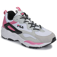 Skor Dam Sneakers Fila RAY TRACER CB WMN Vit / Rosa