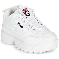 Skor Barn Sneakers Fila DISRUPTOR INFANTS Vit