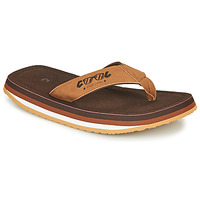 Skor Herr Flip-flops Cool shoe ORIGINAL Brun