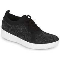 Skor Dam Sneakers FitFlop F-SPORTY UBERKNIT SNEAKERS Svart