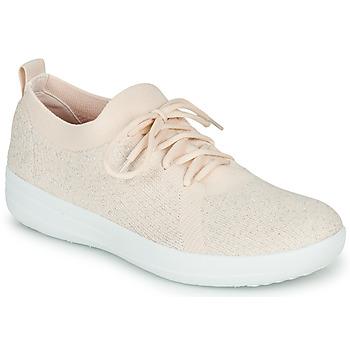 Skor Dam Sneakers FitFlop F-SPORTY UBERKNIT SNEAKERS Rosa