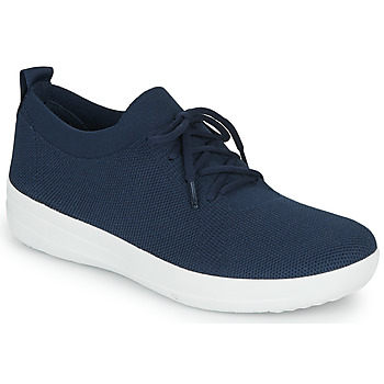Skor Dam Sneakers FitFlop F-SPORTY UBERKNIT SNEAKERS Blå
