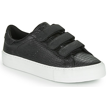 Skor Dam Sneakers No Name ARCADE STRAPS Svart