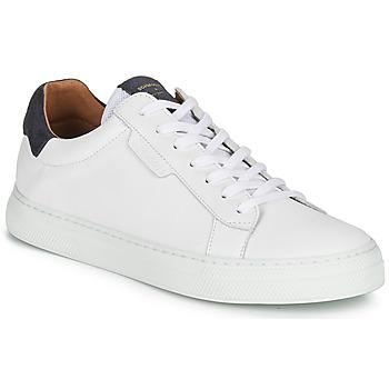Skor Herr Sneakers Schmoove SPARK-CLAY Vit / Blå
