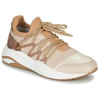 Skor Dam Sneakers Pataugas FRANCESCA Kamel