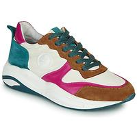 Skor Dam Sneakers Pataugas FRIDA Vit / Flerfärgad