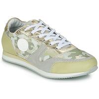 Skor Dam Sneakers Pataugas IDOL/MIX Kamouflage