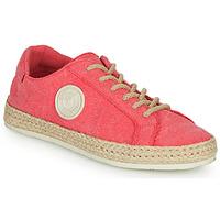 Skor Dam Sneakers Pataugas PAM/T Fuchsia