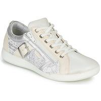 Skor Dam Sneakers Pataugas PAULINE/S Vit / Silver