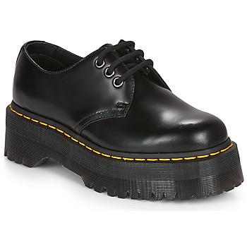 Skor Boots Dr Martens 1461 QUAD Svart
