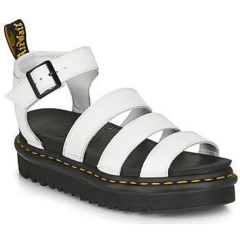 Skor Dam Sandaler Dr Martens BLAIRE HYDRO Vit