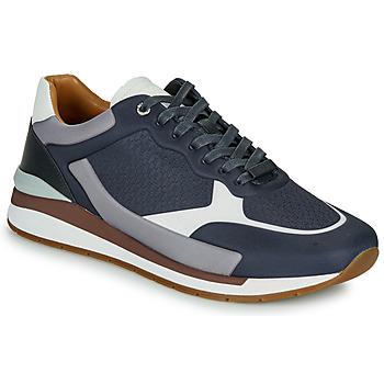 Skor Herr Sneakers BOSS LEMENT RUNN LYEM Marin / Grå