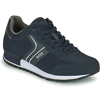 Skor Herr Sneakers BOSS PARKOUR RUNN NYMX2 Marin