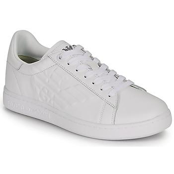 Skor Sneakers Emporio Armani EA7 CLASSIC NEW CC Vit