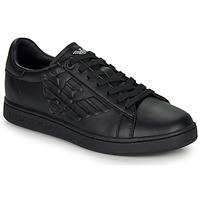 Skor Sneakers Emporio Armani EA7 CLASSIC NEW CC Svart