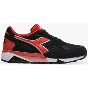 Skor Herr Sneakers Diadora N9002 Svart
