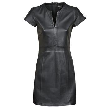 textil Dam Korta klänningar Oakwood PLEASE Svart