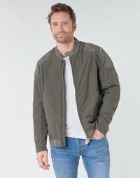 textil Herr Vindjackor Pepe jeans AIGLE Kaki