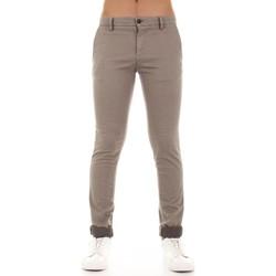textil Herr Chinos / Carrot jeans Mason's MILANO-CBE340 Beige
