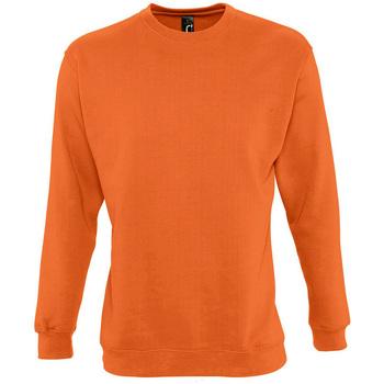 textil Sweatshirts Sols NEW SUPREME COLORS DAY Naranja